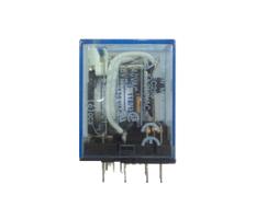Relé de potência 110 VAC a 120 VAC , 5A, 4 Form C (4PDT-NO, NC)