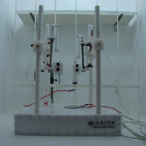 """Equipamentos para Eletrofiação """"Electrospinning"""""""