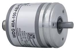 Encoder Incremental WDG 40A-1800-AB-H24-K1